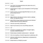 Ráðstefna um heimspekileg viðfangsefni Kristjáns Kristjánssonar, 29. apríl 2017